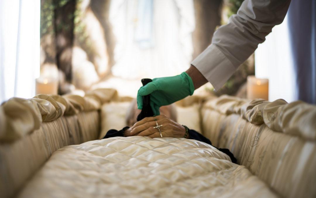 Servizio di tanatoestetica: in cosa consiste